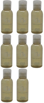 Judith Jackson Spa Citresse Shampoo Lot of 1.1oz Bottles. (Pack of 8)