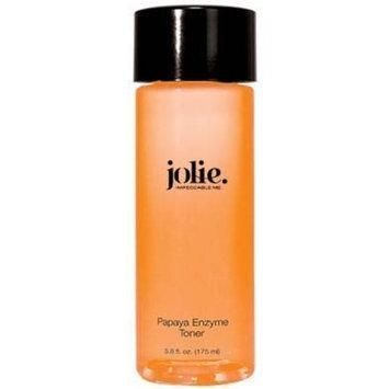 Jolie Papaya Enzyme Toner - Alcohol-Free Toner W/ Papaya Extract - For All Skin Types - 5.8 oz. by Jolie