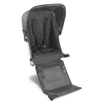 UPPAbaby Vista RumbleSeat, Black, 2014 and earlier