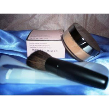 Mary Kay Mineral Powder Foundation Beige 0.5 with Free Mineral Brush by CoCo-Shop