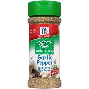 McCormick California Style Garlic Pepper, 2.75 OZ (Pack of 2)