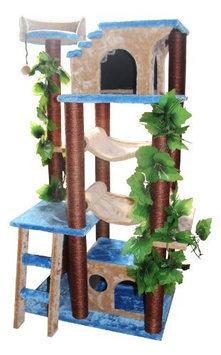 Kitty Mansions Mini Amazon Cat Tree