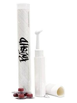 POLISH'D Premium Tooth Polishing Kit w/ Professional Strength Tooth Polish - Cherry (Medium Grit)