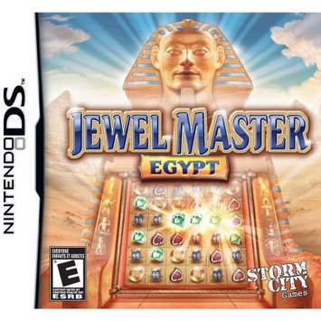 Storm City Entertainment Jewel Master Egypt NDS