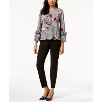 Ruffled Blouse & Skinny Pants, Created for Macy's