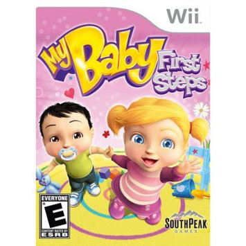 My Baby: Next Steps Wii Game SOUTH PEAK