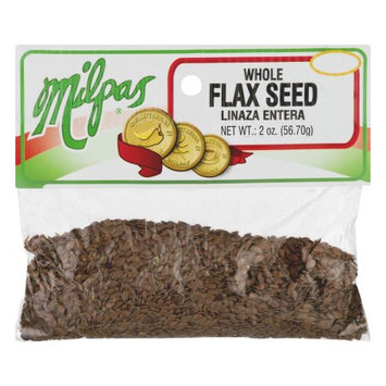 Milpas Whole Flax Seed, 2 oz