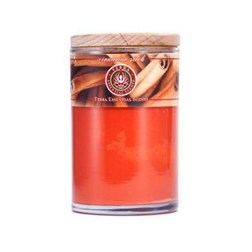 Cinnamon Stick Soy Candle 12 Oz Tumbler. A Soothing, Spicy Blend Of Cinnamon & Spice Oils. Burns Approx. 30+ Hours