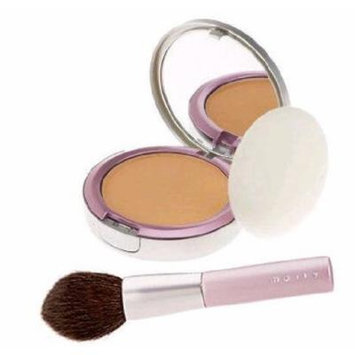 Mally beauty Age Rebel Diamond Un-Powder with puff and Brush (Medium)