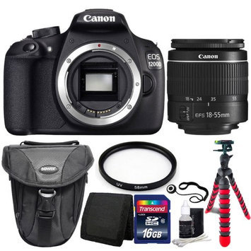 Canon EOS 1200D - Digital camera - body only