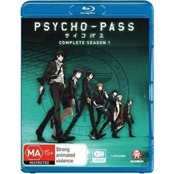 Alliance Entertainment Llc Psycho-pass Complete Season 1 (blu-ray Disc) (4 Disc)