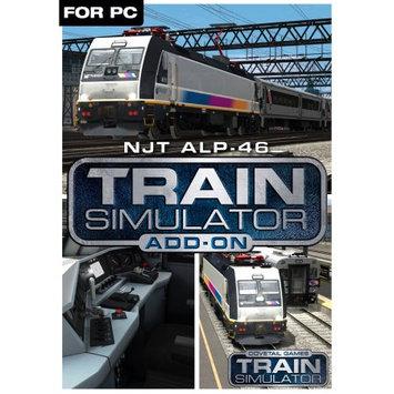 Dovetail Games Train Simulator Add-On - NJT ALP-46 Loco (PC)(Digital Download)