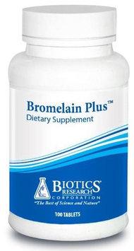 Biotics Research - Bromelain Plus - 100 Tablets