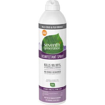Seventh Generation Lavender Vanilla & Thyme Disinfectant Spray