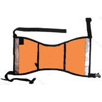 Service Dog Vest - Medium - Orange (fits 50-90 lbs)