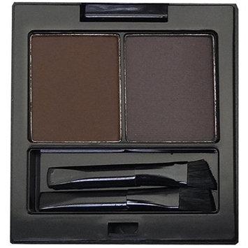 City Color E-0007-3 Bold Brow Kit - Medium to Dark