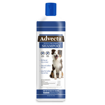Advecta Flea and Tick Dog Shampoo