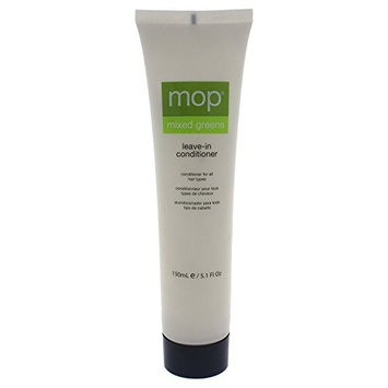 Mop Mixed Greens Leave-in Conditioner By Mop for Unisex - 5.1 Oz Conditioner, 5.0999999999999996 Ounce