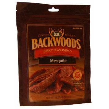 Backwoods Mesquite Seasoning with Cure Packet