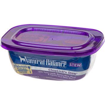 Natural Balance Pet Foods NA33100 Alpha Dog Trout-Salmon-Whitefish - 12-8 Oz.