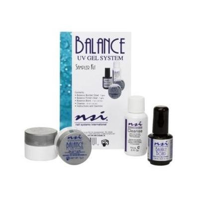 NSI Balance UV Gel Sampler Kit