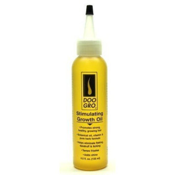 Doo Gro Oil Stimulating Growth 4.5 oz. with Free Nail File by Doo Gro