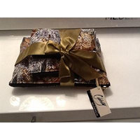 Gift Set of 3 Zippered Cosmetic Bags, by Celebrity