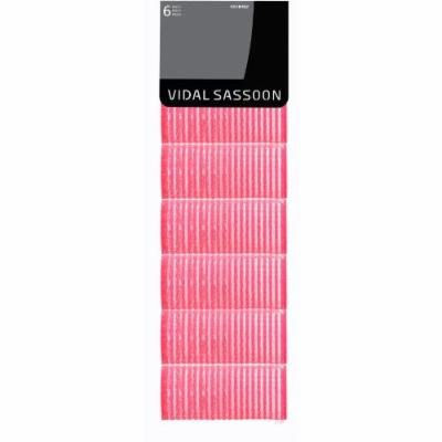Vidal Sassoon Vs18102 Medium Self Hold Rollers, 6 Count