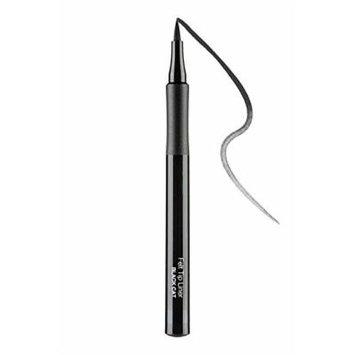 Jolie Felt Tip Liner - Bold Liquid Eyeliner Pen - Continues Color Vibrancy For All-Day Wear (Black Cat)