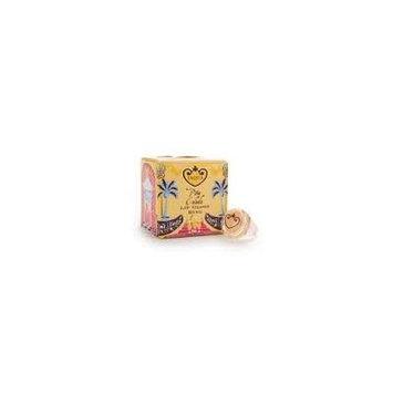 Jaqua Pina Colada Lip Gloss Ring
