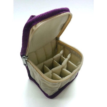 12-Bottle Essential Oil Travel/Carrying Case