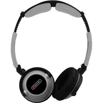 Sentrysafe Headphone, full Size, silve - Folding, rubber Finish - Ho409