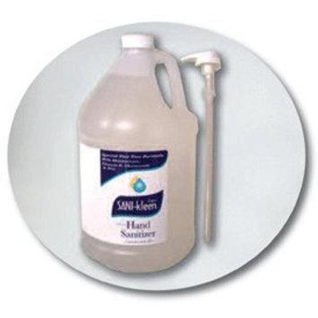 Instant Hand Sanitizer - 1 Gallon 128 oz - Unscented