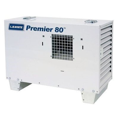 Lb White L.B. White Ductable Tent Portable Gas Heater (NG, 80000 BtuH). Model: TS080ASNN220097