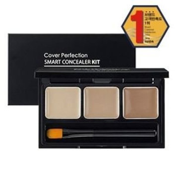 [the SAEM] Cover Perfection Smart Concealer Kit 4.2g : Beauty
