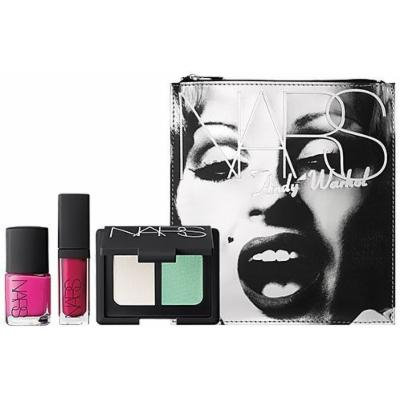 NARS Gift Set, Beautiful Darling (Andy Warhol Limited Edition), Beautiful Darling