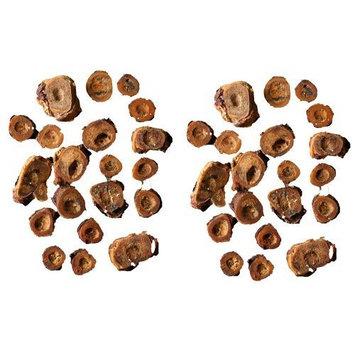 40 Hickory Smoked Puppy Chews Dog Bones