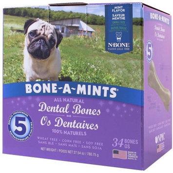 N-bone Bone-A-Mints® Dental Bones - Small (34 Pack)
