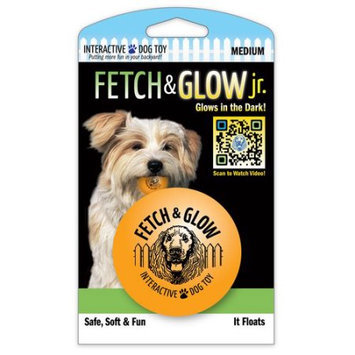 American Dog Toys 1948 Medium Fetch and Glow Ball