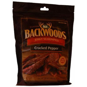 Backwoods Cracked Pepper Seasoning with Cure Packet