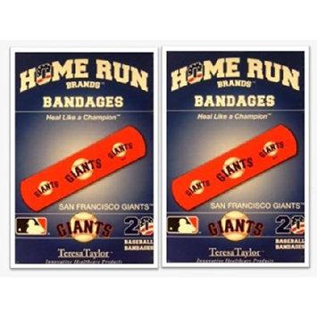San Francisco Giants Bandages x 2 box (total 40 pcs)
