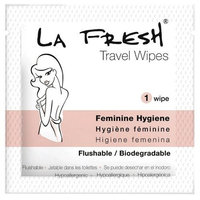 LA FRESH Feminine Hygiene pack of 6