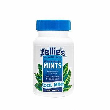 Zellies Cool Mint Mints, 250 count jar by Zellies.com