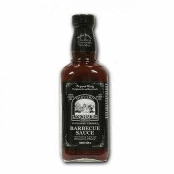 Lynchburg Tennessee BBQ Sauce 151 POOF!