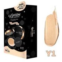 Y1 Ho-Yeon Cushion Matte New Innovative Foundation 7ml. 1 box X 5 Sachets