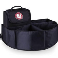 Picnic Time 715-00-179-004-0 University of Alabama Digital Print Trunk Boss in Black with Cooler