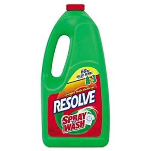 RESOLVE Pre-Treat Refill, Liquid, 60 oz Bottle - six Refills.