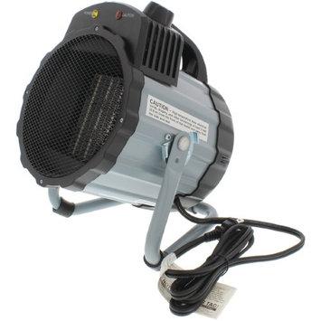 Comfort Zone Deluxe 750/1500 Watt Ceramic Utility Space Heater