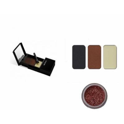 Bundle 2 Items: 1xmica Beauty Eyebrow Trio Kit (4.5g)