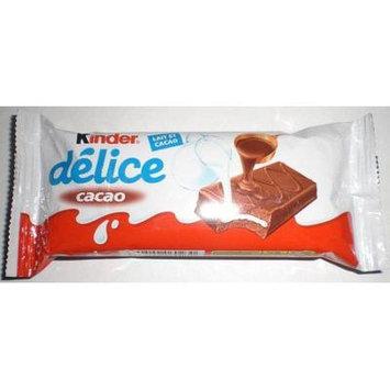 Kinder Delice Cacao 40 X 42 Grams, Total 1680 Grams